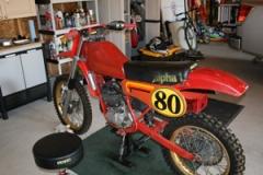 1982 Maico Alpha 1 - Restoration Project