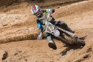 Connor Stevenson ACTIONETIX | YAMAHA Racing